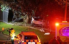 Wellington-Serious injuries in vehicle accident, Porirua