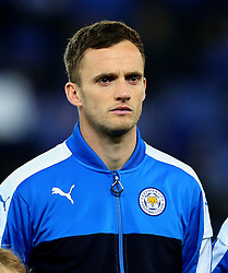 Andy King of Leicester City  - Mandatory by-line: Matt McNulty/JMP - 22/11/2016 - FOOTBALL - King Power Stadium - Leicester, England - Leicester City v Club Brugge - UEFA Champions League