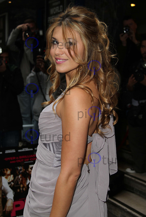 Barbara Nedeljakova London, UK, 19 May 2010: World Premiere of Pimp held at the odeon cinema, Shaftesbury Avenue. For piQtured Sales Contact:  Ian@piqtured.com +44(0)791 626 2580 (Picture by Richard Goldschmidt/Piqtured)