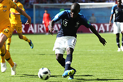 June 16, 2018 - Kazan, Kazan, Russia - NGOLO Kante of France, during the 2018 FIFA World Cup Russia group C match between France and Australia at Kazan Arena on June 16, 2018 in Kazan, Russia. (Credit Image: © Mehdi Taamallah/NurPhoto via ZUMA Press)