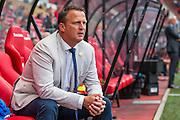 ALKMAAR - 28-08-2016, AZ - NEC, AFAS Stadion, 2-0, AZ trainer John van den Brom