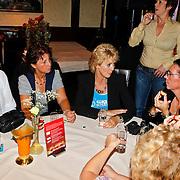 NLD/Volendam/20100908 - CD presentatie Jan Keizer en Annie Schilder,