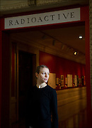 "Lauren Redniss, artist, writer, ""Radioactive: Marie & Pierre Curie, A Tale of Love and Fallout"""