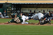 20150530 - New York Yankees @ Oakland Athletics