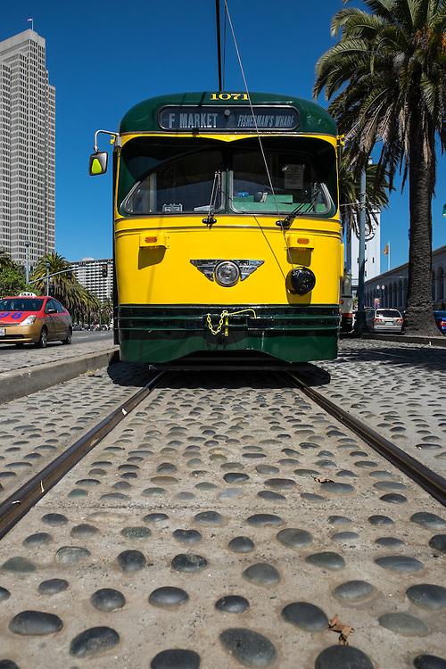 PCC Streetcar 1071 | May 6, 2014