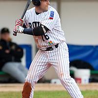 Baseball - European Cup 2009 - Nettuno (Italy) - 01/04/2009 - L&D Amsterdam v Rouen Baseball '76 - Dany Scalabrini