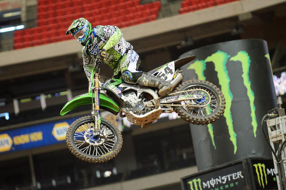 2012 Monster Energy AMA Supercross Series.Georgia Dome.Atlanta, Georgia.February 25, 2012