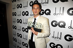BRANDON FLOWERS at the GQ Men of the Year Awards held at the Royal Opera House, London on 2nd September 2008.<br /> <br /> NON EXCLUSIVE - WORLD RIGHTS