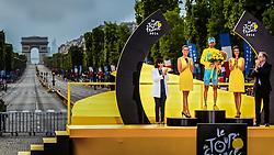 Vincenzo Nibali, Astana Pro Team, Tour de France, Stage 21: Évry > Paris Champs-Élysées, UCI WorldTour, 2.UWT, Paris Champs-Élysées, France, 27th July 2014, Photo by Thomas van Bracht / PelotonPhotos.com
