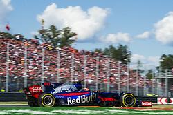 September 3, 2017 - Monza, Italy - Motorsports: FIA Formula One World Championship 2017, Grand Prix of Italy, ..#26 Daniil Kvyat (RUS, Scuderia Toro Rosso) (Credit Image: © Hoch Zwei via ZUMA Wire)