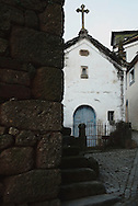 The closed small chapel at Lazarim