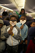 United Airlines Fantasy Flight to North Pole.