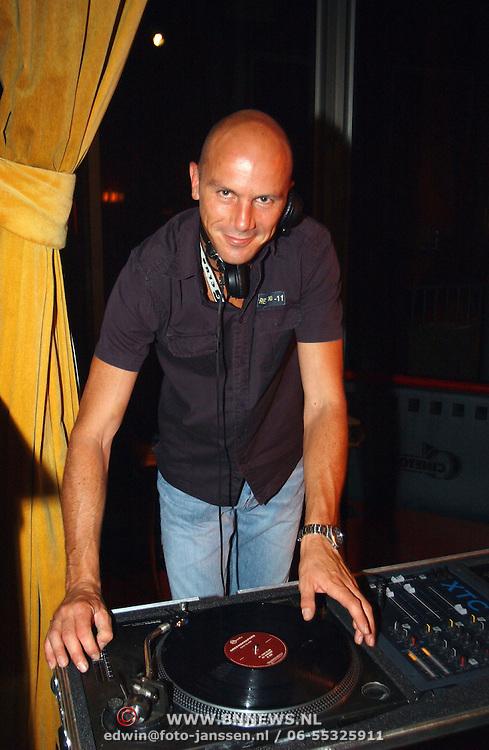 Premiere Goldmember Amsterdam, DJ