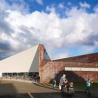 Seinäjoen Apila kirjasto - Seinäjoki city library