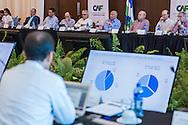CAF Banco de desarrollo de am&eacute;rica latina. <br /> Taller de Orientaci&oacute;n Estrat&eacute;gica<br /> 31 de enero 2016, Ciudad de Panam&aacute;.