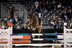 Dreher Hans Dieter, GER, Cim Air<br /> Jumping Indoor Maastricht 2016<br /> © Hippo Foto - Dirk Caremans<br /> 12/11/2016