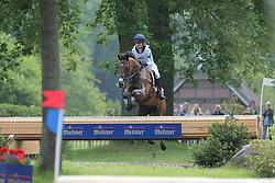Dumas, Camilla, Action Packed<br /> Luhmühlen - CCI****/CIC***DM 2014<br /> Gelände 4 Sterne<br /> © www.sportfotos-lafrentz.de/ Stefan Lafrentz