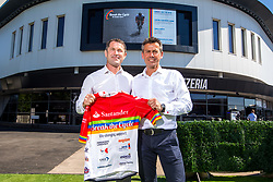 Break the Cycle Kit Launch - Mandatory by-line: Robbie Stephenson/JMP - 26/06/2018 - SPORT - Ashton Gate - Bristol, England - Break The Cycle 2018 Kit Launch