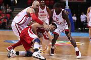 DESCRIZIONE : Ostenda Fiba Europe EuroChallenge Men Final Four 2011<br /> Semifinal Spartak Lokomotiv Kuban<br /> GIOCATORE : Michael Wilkinson<br /> SQUADRA : Lokomotiv Kuban<br /> EVENTO : Fiba Europe EuroChallenge Final Four 2011<br /> GARA : Spartak Lokomotiv Kuban<br /> DATA : 29/04/2011<br /> CATEGORIA : rimbalzo special<br /> SPORT : Pallacanestro <br /> AUTORE : Agenzia Ciamillo-Castoria/ElioCastoria<br /> Galleria : Fiba Europe EuroChallenge Final Four 2011<br /> Fotonotizia : Ostenda Fiba Europe EuroChallenge Men Final Four 2011<br /> Semifinal Spartak Lokomotiv Kuban<br /> Predefinita :