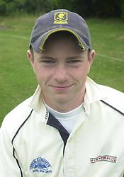 JON DUNNE FINEDON CC 2004 Cricket Cricket