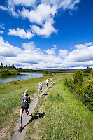 Lauren Fleshman trail running in Bend, Oregon