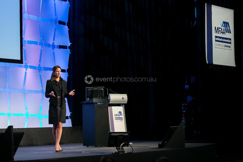 Rachel Botsman. Plenary. Day 2. MFAA. New South Wales. Photo By Pat Brunet/Event Photos Australia