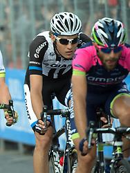 01.06.2014, Triest, ITA, Giro d Italia 2014, 21. Etappe, Gemona del Friuli nach Triest, im Bild Georg Preidler, AUT (#176, Giant-Shimano) // Georg Preidler, AUT (#176, Giant-Shimano) during the final stage of the Giro d' Italia 2014 at Stage 21 from Gemona del Friuli to Trieste, Italy on 2014/06/01. EXPA Pictures © 2014, PhotoCredit: EXPA/ R. Eisenbauer