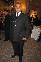 Chief Superintendant ALI DIZAEI at the Eastern Eye Asian Business Awards 2007 in the presence of HRH The Duke of York at the Hilton Park Lane, London on 8th May 2007.<br />