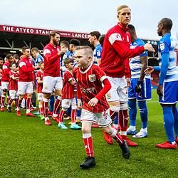 Bristol City v Reading - Commercial and Marketing