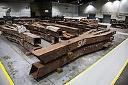 9/11 Artifacts at Hanger 17