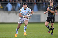 MIKE PHILLIPS - 13.12.2014 - Racing Metro / Osprey - European Champions Cup <br />