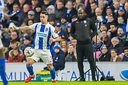 Beram Kayal (Brighton) during the FA Cup fourth round match between Brighton and Hove Albion and West Bromwich Albion at the American Express Community Stadium, Brighton and Hove, England on 26 January 2019.