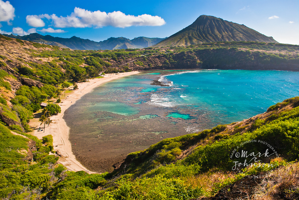 Hanauma Bay Nature Preserve & Koko Crater, Oahu, Hawaii