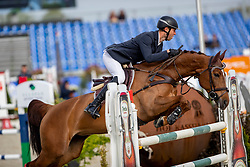 BETZ Niklas (GER), Landprincess<br /> Hagen - Horses and Dreams 2019<br /> Preis der Pott´s Brauerei GmbH CSI2*<br /> Finale Mittlere Tour<br /> 28. April 2019<br /> © www.sportfotos-lafrentz.de/Stefan Lafrentz
