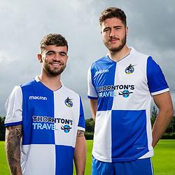 Dom Telford and Ryan Sweeney