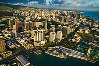 Ala Moana Boulevard, Downtown Honolulu