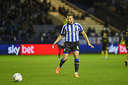 Jordan Rhodes of Sheffield Wednesday during the EFL Sky Bet Championship match between Sheffield Wednesday and Brentford at Hillsborough, Sheffield, England on 7 December 2019.