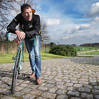 Nederland, Haelen, 11 februari 2016.<br />oud-wielrenner Frans Maassen<br /><br /><br /><br />Foto: Jean-Pierre Jans
