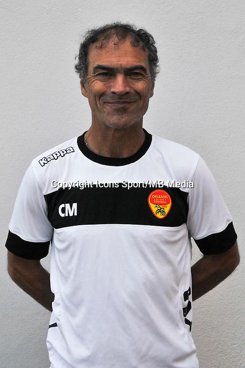 Christian Mattiello - 04.09.2014 - Photo officielle Orleans - Ligue 2 2014/2015<br /> Photo : Philippe Le Brech / Icon Sport