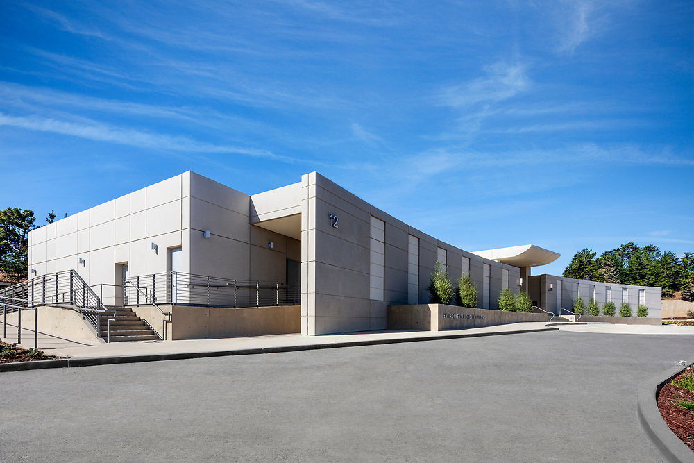 Image of Skyline College Environmental Science Building