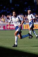 02.09.2000, Finnair Stadium, Helsinki, Finland. FIFA World Cup 2002 Qualifying Match, Finland v Albania. .Jari Litmanen - Finland.©JUHA TAMMINEN