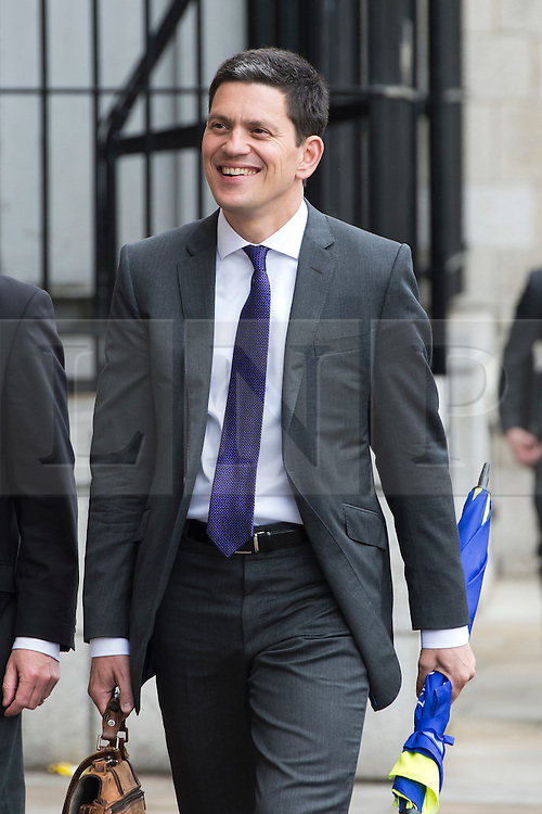 © London News Pictures. 04/07/2012. London, UK.  Former British Foreign Secretary David Miliband arriving at Portcullis HOuse in London on July 4, 2012. Photo credit: Ben Cawthra/LNP
