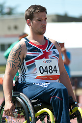 STEPHENS Nathan, GBR, Javelin, F57/58, 2013 IPC Athletics World Championships, Lyon, France