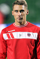 Remy DUGIMONT  - 16.10.2015 - Metz / Clermont - 11e journee Ligue 2<br /> Photo : Fred Marvaux / Icon Sport