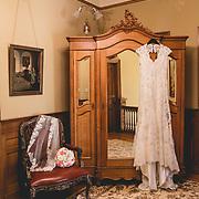 Groomsmen getting ready for a wedding at Hotel Covington, Covington Kentucky