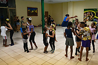 Youth Salsa Dance class, Camaguey, Cuba 2020 from Santiago to Havana, and in between.  Santiago, Baracoa, Guantanamo, Holguin, Las Tunas, Camaguey, Santi Spiritus, Trinidad, Santa Clara, Cienfuegos, Matanzas, Havana