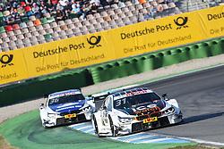 October 16, 2016 - Hockenheim, Germany - Motorsports: DTM race Hockenheim, Saison 2016 - 9. Event Hockenheimring, GER, #31 Tom Blomqvist (GBR, BMW Team RBM, BMW M4 DTM) (Credit Image: © Hoch Zwei via ZUMA Wire)