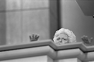 Barbara Bush..Scene from the Republican National Convention floor.