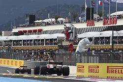 June 24, 2018 - Le Castellet, France - Motorsports: FIA Formula One World Championship 2018, Grand Prix of France, .#3 Daniel Ricciardo (AUS, Aston Martin Red Bull Racing) (Credit Image: © Hoch Zwei via ZUMA Wire)