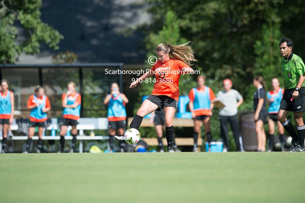 2014 Campbell University Women Soccer vs ECU